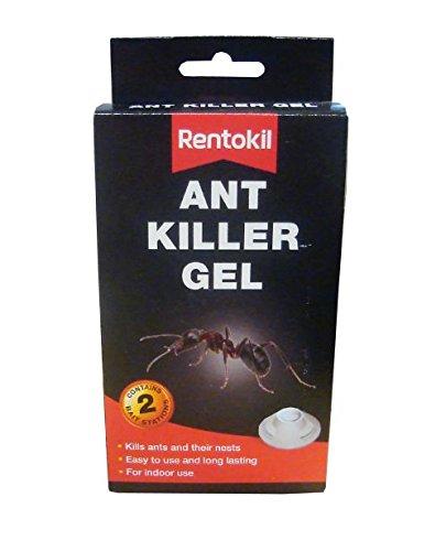 Decco Ltd REN0006 Ant Killer Gel, Clear, One Siz
