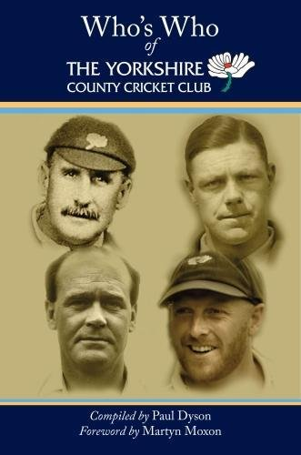Image OfWho's Who Of The Yorkshire County Cricket Club