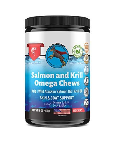 Top 10 best selling list for omega 3 krill supplements for dogs