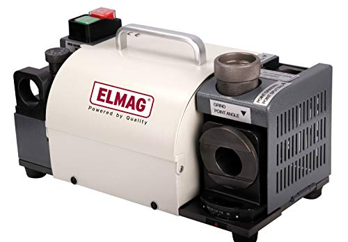 ELMAG 61000 DBG 315 W Bohrerschleifmaschine, Grau