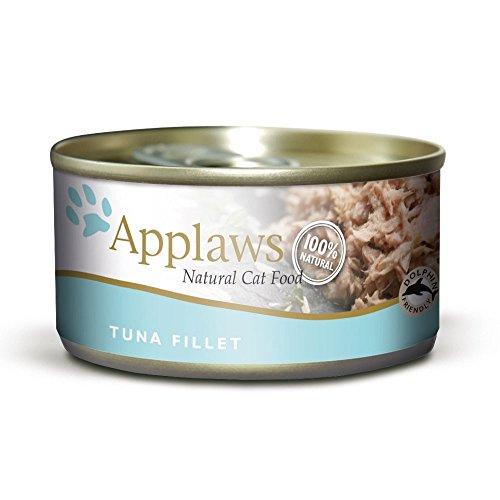 Applaws Katze Futter Thunfisch Filet » 24x70g