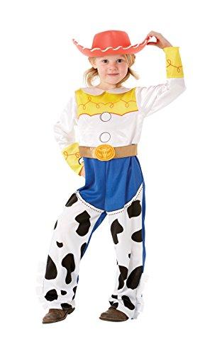 Rubbie's 'Toy Story' - Disfraz de Jessie, talla L (7-8 años)