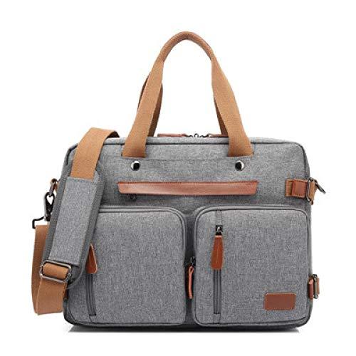 SFBBBO backpack Tote Backpack Laptop Backpack Fashion Travel Business Cross Body Shoulder Bag For Backpack 15Inches GREY