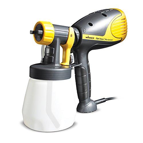Wagner 0529024 Opti-Stain Plus Handheld HVLP Paint Sprayer