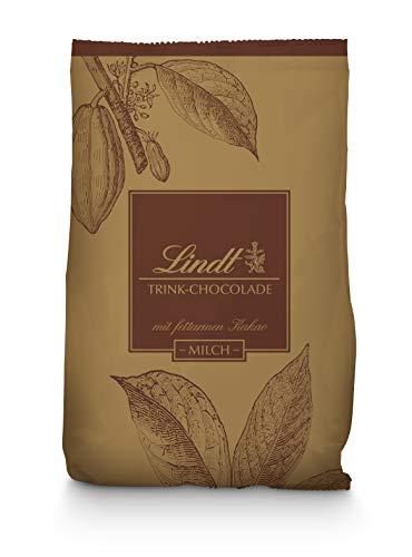 Lindt Trink-Schokolade mit fettarmem Kakaopulver, Vollmilch, zum Verschenken als besonderes Schokoladen-Geschenk oder zum selber genießen, 1er Pack (1 x 1000 g)