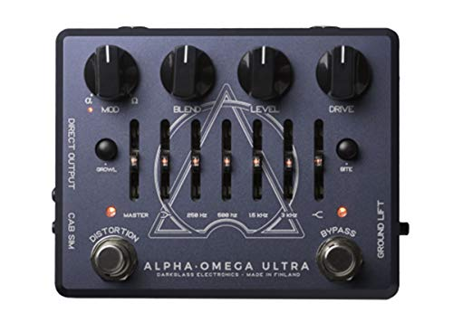 Darkglass Alpha Omega Ultra Pedal
