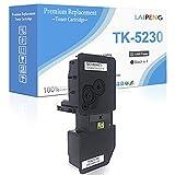 Cartucho de Tóner Compatible Kyocera TK5230 TK-5230 Negro 2600 Páginas para Negro para Impresoras Láser Kyocera ECOSYS P5021cdn, P5021cdw, M5521cdn, M5521cdw