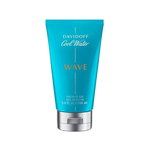 Davidoff Cool Water Wave Man Shower Gel Duschgel, 150 ml