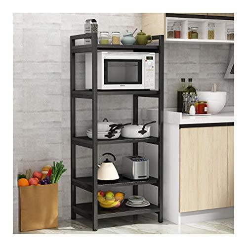 Mikrowellenhalter, Das vielseitige Küchenregal Küchenregal für viele Bedürfnisse Mikrowellen-Rost Multifunktions-Rost spart Platz-C-5-shef/70cm