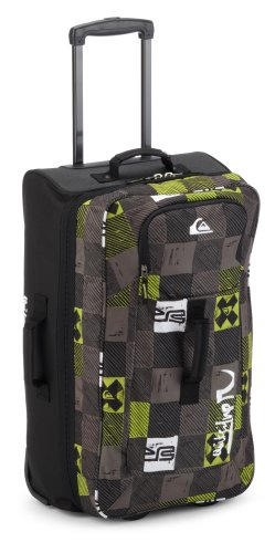 Quiksilver Roadie Trolley/check me out black/olive, one size