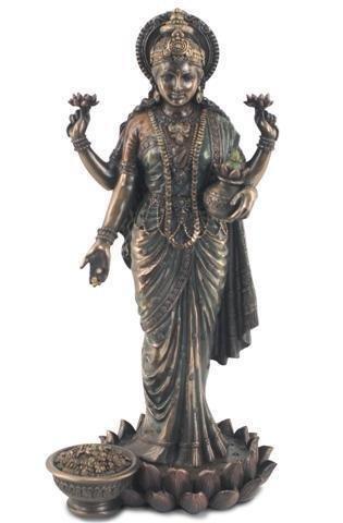 Signes Grimalt - Figur Buddha Lakshmi, Resin, 26 cm 31466SG