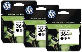 HP Cn684EeX3 - Pack 3 x cartucho de tinta: Amazon.es: Oficina y ...