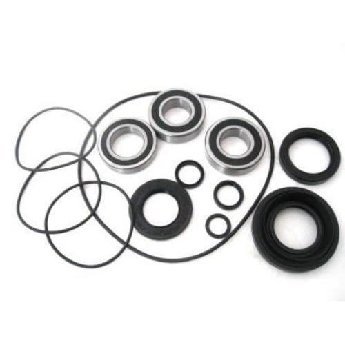 Amazon Com Rear Axle Bearings And Seals Kit Honda Trx450 Foreman