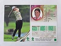 エポック 日本女子プロゴルフ協会2020■レギュラーカード■34/永井花奈 ≪EPOCH 2020 JLPGAオフィシャルトレーディングカード≫
