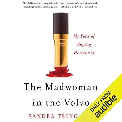 The Madwoman in the Volvo audiobook cover art