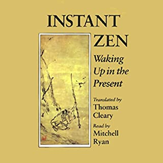 Instant Zen audiobook cover art