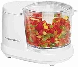 Procter Silex 1-1/2-Cup Food Chopper, White