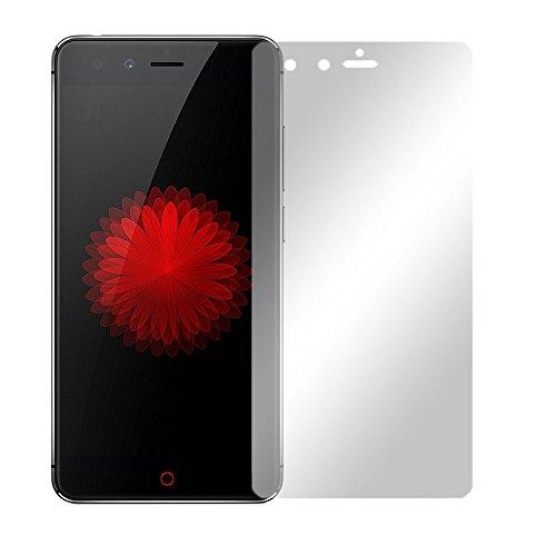 Slabo 2 x Bildschirmfolie für Nubia NX529J Z11 Mini Bildschirmschutzfolie Zubehör Crystal Clear KLAR