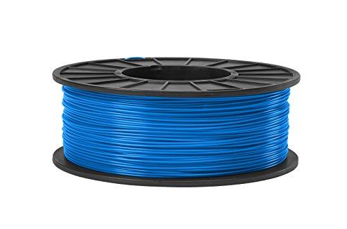 ABS 3D Filament 1.75mm Diameter - Blue -1kg