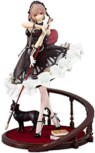 XFHJDM-WJ Puppe Eisen SAGA Figur Heiliger Stuhl Ritter Judith Figur Anime Girl Figur 1/8 Maßstab