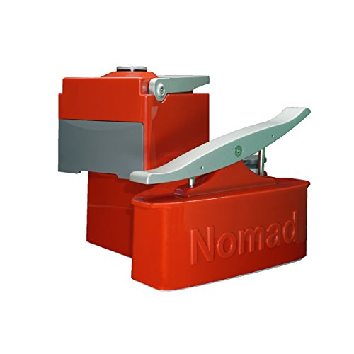 Nomad Paris Red Portable Espresso Machine