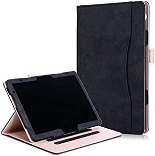 SKEIDO Black Case For Huawei mediapad M5 Lite 10 Smart Cover for Huawei T5 10 10.1 inch Tablet case