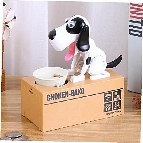 Hucha para perros robóticos Choken Bako, banco de monedas para perritos, caja de dinero canina, es un regalo único perfecto,...