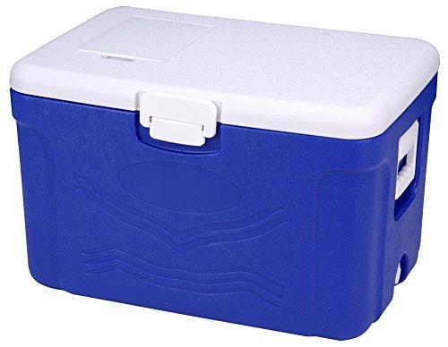 JXS koelbox met hoge prestaties, drank Koelkast, kampeerpicknick, koelkast kan onderdak bieden aan 50L (Eps)