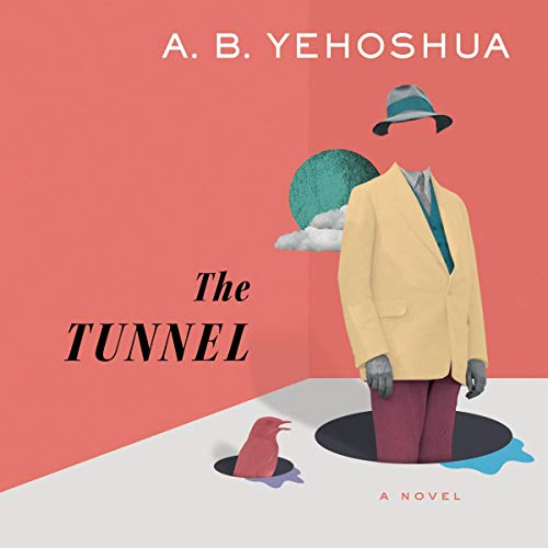 The Tunnel Audiobook By A. B. Yehoshua cover art
