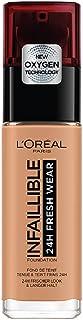 L'Oréal Paris Infaillible 24H Fresh Wear Make-Up 300 Amber Podkład do Makijażu - 30 ml