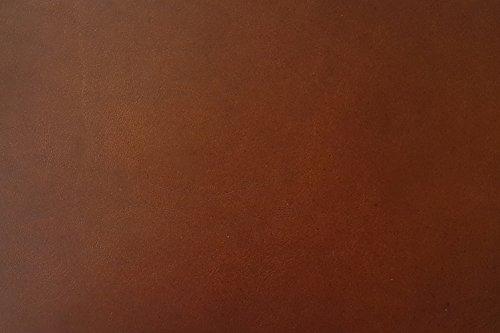 Bio Mordiscos Morceau de Cuir de bovin de première qualité (Vachette). Traitement Traditionnel - Étuis (Cognac, 1,5 mm)