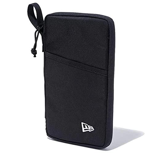 【メーカー取次】 NEW ERA ニューエラ Travel Series パスポートケース ブラック 12325612 【クーポン対象外】(ワンサイズ ブラック)