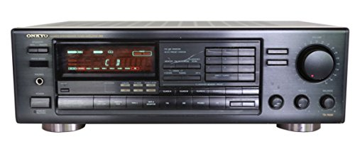 Onkyo TX-7830 Stereo Receiver in schwarz