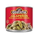 La Costena Whole Jalapeno, 12 Ounce (Pack of 12)
