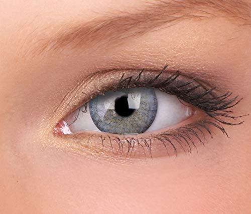 Farbige Kontaktlinse 3 Töne Aqua 3 Monate Einweg 14mm stärke 0.00 von ColourVUE entfernt