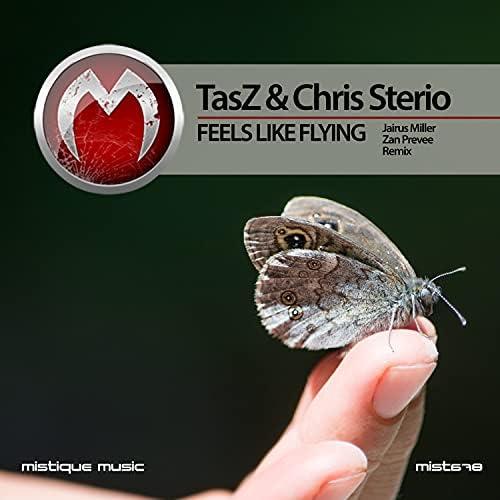 TasZ, Chris Sterio