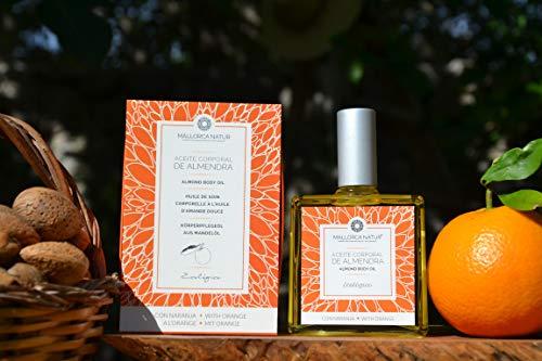 Bio-Körperpflegeöl - Mandel & Orange aus Mallorca