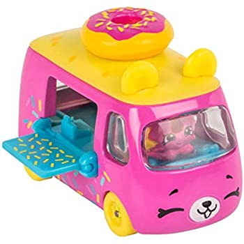 SHOPKINS CUTIE CARS #5 DONUT EXPRESS WITH MIN | Shopkin.Toys - Image 1