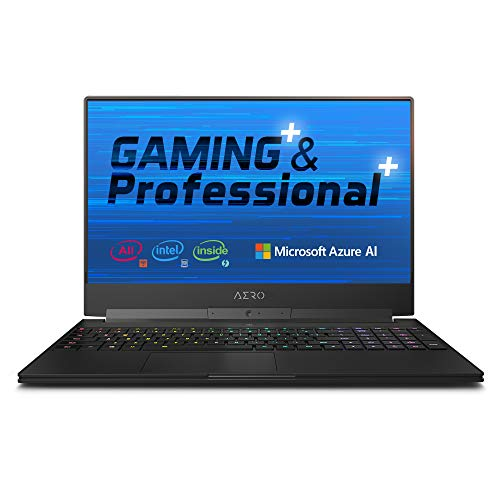 Gigabyte Gaming Notebook Aero 15-X9-7DE4410P, 15, 6
