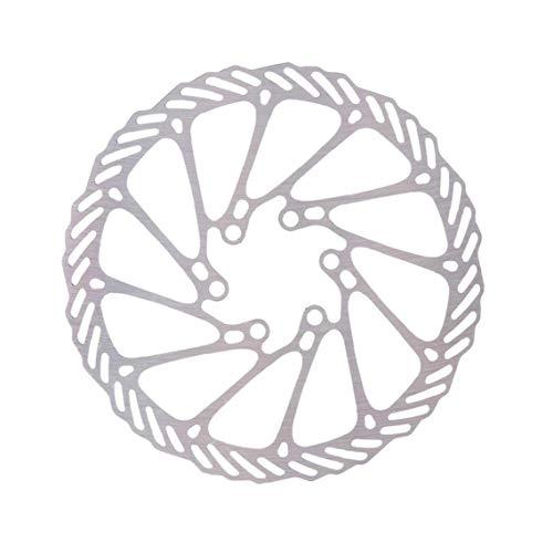 180 mm de bicicletas Bicicleta del freno de disco de freno de disco Center Lock Rotores Rotores de acero inoxidable con 6 pernos de carretera bicicleta de montaña MTB Bicicleta BMX Accesorios