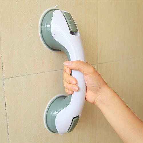 Barras de sujeción Potente Reposabrazos Ventosa Baño Bañera Punzón Libre Niño Anciano Mango Antideslizante Mango Vidrio Mango Ventana