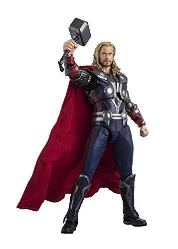 Bandai - Sconosciuto 75335 - marvel avengers assemble - sh figuarts - thor 15cm