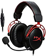 Kingston Gaming Headset HyperX Cloud Alpha HX-HSCA-RD/AS (RED & BLACK)【Japan Domestic genuine products】