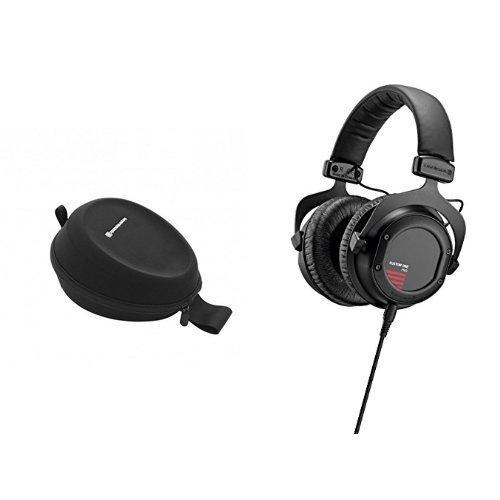 beyerdynamic Custom One PRO PLUS 16 Ohm Kopfhörer (mit Hardcase) schwarz