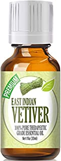 Healing Solutions 100% Pure Essential Oils Vetiver 30ml