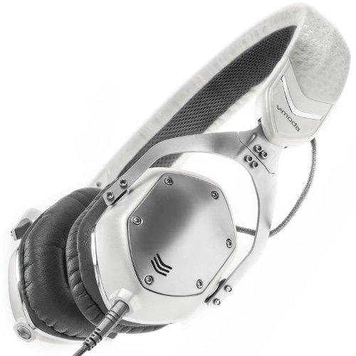 V-MODA XS (White Silver)
