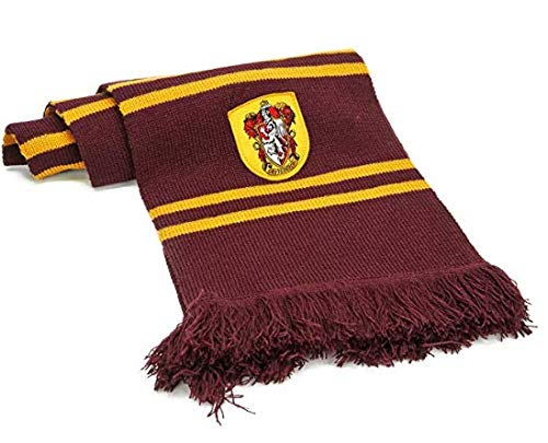 Bufanda Gryffindor Harry Potter 190cm máxima calidad Carnaval, Cosplay ,...