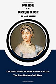 Pride and Prejudice by Jane Austen | 1 of 1000 Books to Read Before You Die | The Best Books of All Time