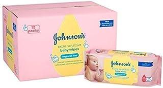 Bébé, Puériculture Toilette, Bain Johnsonsparfum Bébé Supplémentaire Sensitive Wipes Gratuites 56 Par Paquet X 4