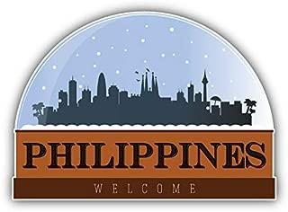 KW Vinyl Magnet Philippines Snow Globe Truck Car Magnet Bumper Sticker Magnetic 5